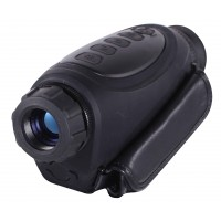 UMTI, thermal video recording, night patrolling, portable design, MP4 format